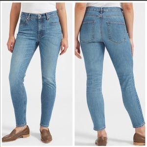 Everlane Mid Rise Skinny Jeans Size 29 Regular